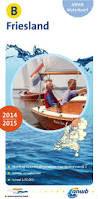 Informatie over Yachtcharter Waterkaart B