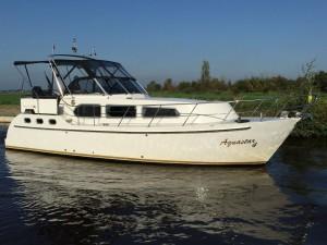 Aqualine Yachts 35 AK