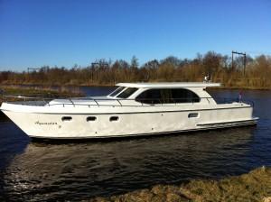 Aqualine Yachts 46 OK