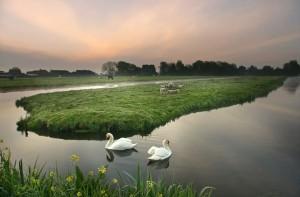 Voorjaar Friesland